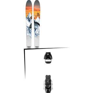 Set: Icelantic Pioneer 96 2018 + Atomic STH 13 WTR black/gun metal