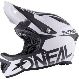 ONeal Warp Fidlock Helmet Blocker, black/white - Fahrradhelm