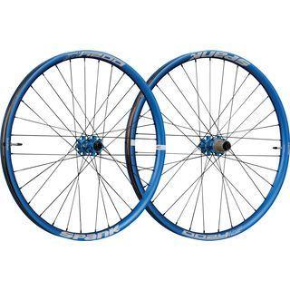 Spank Oozy Trail 345 Wheelset 27.5, blue - Laufradsatz