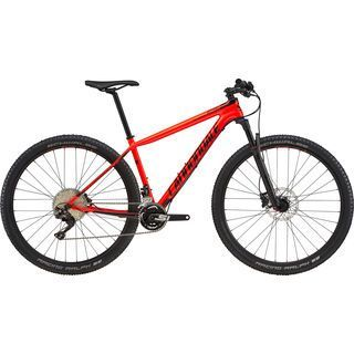 Cannondale F-Si Carbon 5 29 2018, acid red - Mountainbike