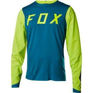 Fox Attack Pro Jersey, teal - Radtrikot
