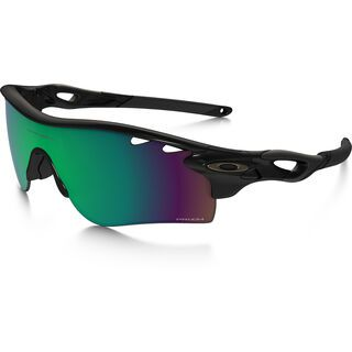Oakley RadarLock Path inkl. Wechselgläser, polished black/Lens: prizm deep water polarized - Sportbrille