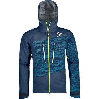Ortovox 3L Merino Guardian Shell Jacket M, night blue - Skijacke