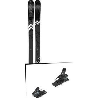 Set: K2 SKI Press 2019 + Salomon STH2 WTR 13 black/dark grey