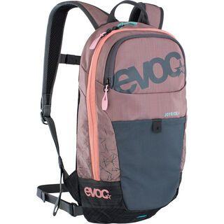 Evoc Joyride 4, dusty pink/carbon grey - Fahrradrucksack