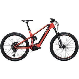 Conway Xyron 727 Carbon 2020, red/black - E-Bike