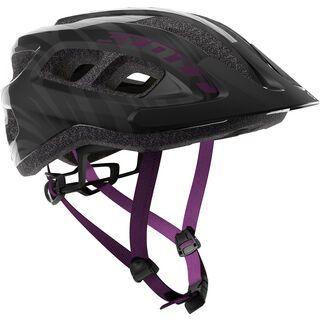 Scott Supra Helmet, black/violet - Fahrradhelm