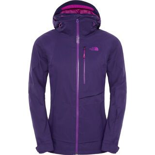 The North Face Womens Sickline Insulated Jacket, garnet purple - Skijacke