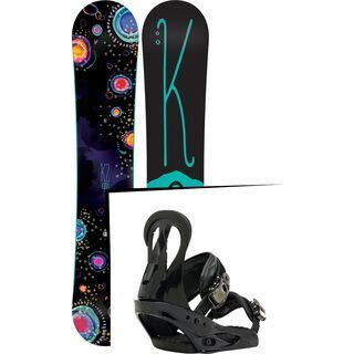 Set: K2 Kandi 2016 + Burton Citizen (1464046S)