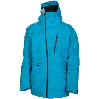 686 Plexus Hydra Thermagraph Jacket, Bluebird Slub - Snowboardjacke