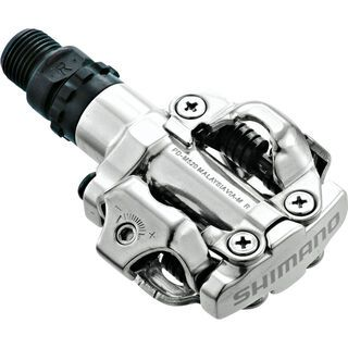 Shimano PD-M520, silber - Pedale