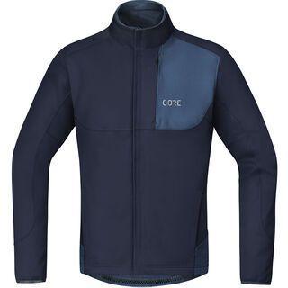 Gore Wear C5 Gore Windstopper Thermo Trail Jacke, orbit blue/blue - Radjacke