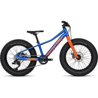 Specialized Fatboy 20 2017, blue/orange - Kinderfahrrad