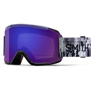Smith Squad inkl. WS, breaker/Lens: cp everyday violet mir - Skibrille