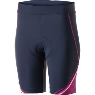Scott Womens Endurance 30 Shorts, blue nights/berry purple - Radhose