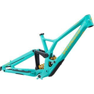 Specialized Demo Race 29 Frame 2020, mint/yellow