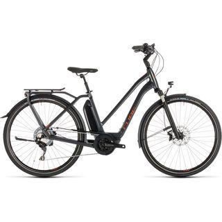 Cube Town Sport Hybrid EXC 500 Trapeze 2019, iridium´n´copper - E-Bike