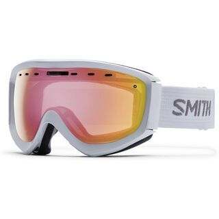 Smith Prophecy OTG, white/red sonsor mirror - Skibrille