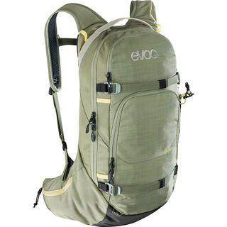 Evoc Line 18l, heather light olive - Rucksack