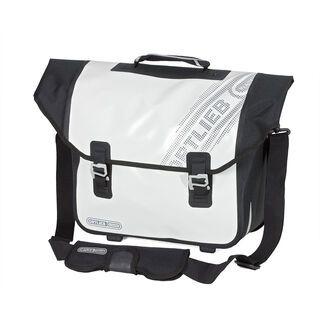 Ortlieb Downtown Black'n White QL2.1, weiß-schwarz - Fahrradtasche