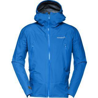 Norrona falketind Gore-Tex Jacket, hot sapphire - Skijacke
