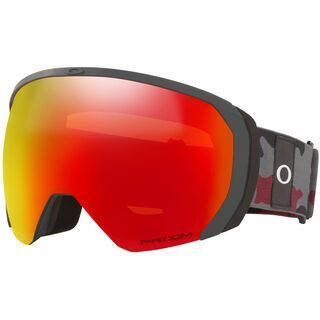 Oakley Flight Path XL Prizm, grenache grey camo/Lens: torch iridium - Skibrille
