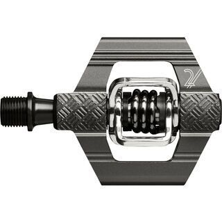 Crank Brothers Candy 2, grey - Pedale