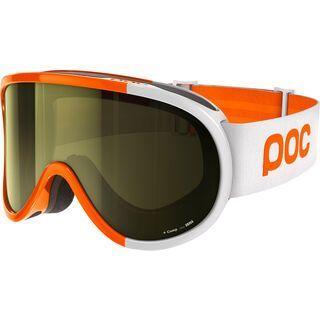 POC Retina Comp inkl. Wechselscheibe, zink orange/Lens: brown, clear - Skibrille
