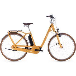 Cube Ella Cruise Hybrid 500 2020, yellow´n´white - E-Bike