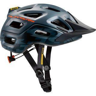 Mavic Crossride, grey/orange - Fahrradhelm
