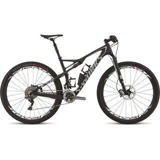 Specialized S-Works Epic Carbon 2015, Satin Carbon/White - Mountainbike