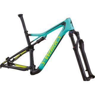 Specialized S-Works Epic Frame 2018, mint/black/green