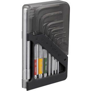 Topeak ToolCard - Werkzeugset (+ Innensechsrund)