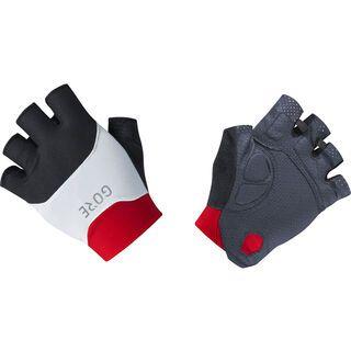 Gore Wear C5 Vent Kurzfingerhandschuhe black/red