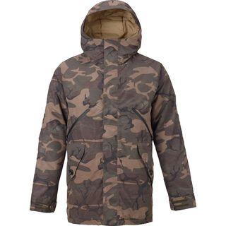 Burton Breach Jacket, bkamo/kelp - Snowboardjacke