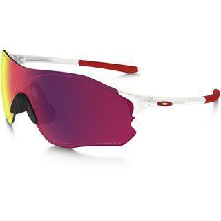 Oakley EVZero Path, matte white/Lens: prizm road - Sportbrille