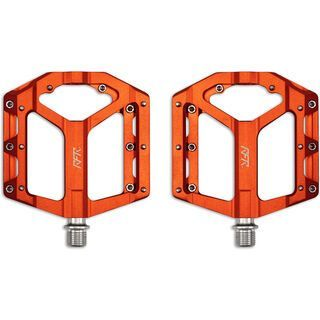 ***2. Wahl*** Cube RFR Pedale Flat SL 2.0, orange