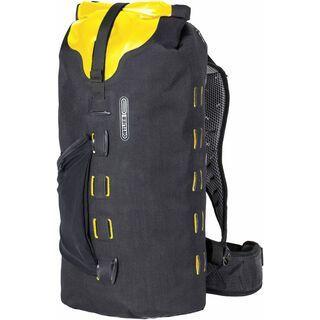 Ortlieb Gear-Pack 25 L, black-sunyellow - Rucksack
