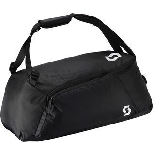 Scott Lite Duffle 40, black/red clay - Sporttasche