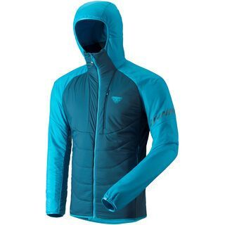Dynafit Radical 2 Primaloft Men Hooded Jacket, methyl blue - Thermojacke