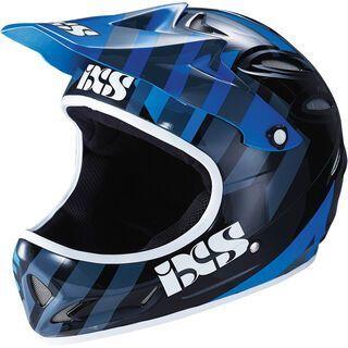 IXS Phobos 5.2, black/blue - Fahrradhelm