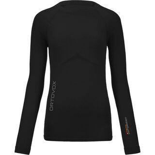 Ortovox 230 Merino Competition Long Sleeve W, black raven - Unterhemd