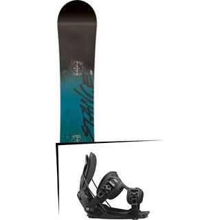 Set: Nitro Stance 2017 + Flow Alpha (1513193S)