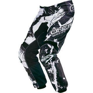 ONeal Element Pants Shocker, black/white - Radhose
