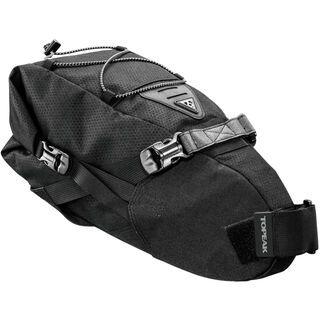 Topeak BackLoader 6 l, black - Satteltasche