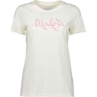 Maloja SandraM., vintage white - T-Shirt
