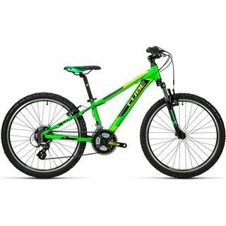 Cube Kid 240 2016, green´n´black - Kinderfahrrad