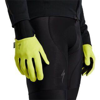 Specialized HyprViz Neoshell Thermal Gloves hyperviz