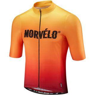 Morvelo Fire Standard SS Jersey, orange - Radtrikot