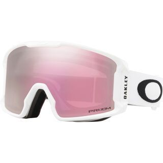Oakley Line Miner XM - Prizm Hi Pink Iridium matte white